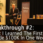 Wwhat I learned from making $100k in a weekend