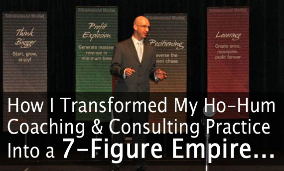 Adam Urbanski - How I turned my coaching business into a seven figure empire!