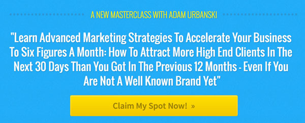 Accelerate Your Business - call to action on blog post